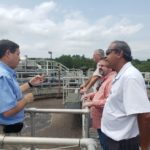 LMUD Hosts Facility Tour to City/District Officials