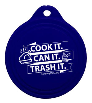 Cook It. Can It. Trash It.