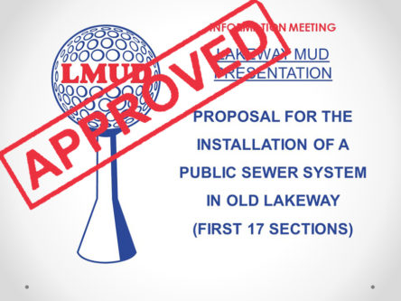 LMUD Board Approves Out of District Sewer Project Phase One