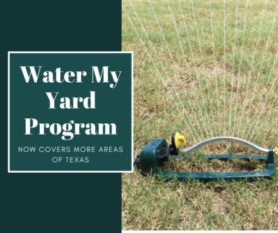 Water My Yard Program